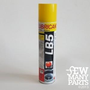 LB5, Lubricant Spray
