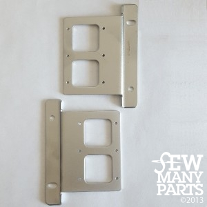 Bracket: Reversible 380QS Bracket for 9-18cm Hoops (Generic)