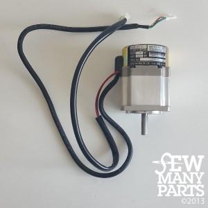 Y Axis Servo Motor (Used)