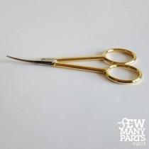 Clauss 4 Quot Curved Blade Trimming Scissors