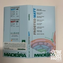 Madeira Frosted Matte Thread Chart 100-112