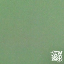 FOAM3MM-FOREST GREEN