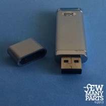 FLASH DRIVE2GB
