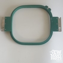 TFA 24x24cm Square Embroidery hoop with Reversible Brackets (Generic)