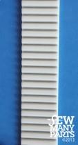 Timing Belt: 25mm Cut to Length