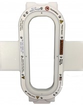 9x3 Mighty Hoop for Barudan with QS Brackets