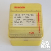 Singer 70/10 Medium Ball Point Industrial Sewing Needle
