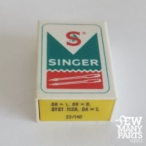 SInger 140/22 Sharp Point Industrial Needle