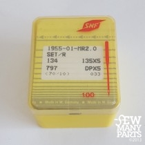 Singer   70/10 Sharp Industrial Sewing Needle