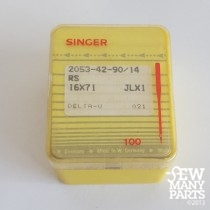 Singer  90/14 Sharp Point Industrial Sewing Needle