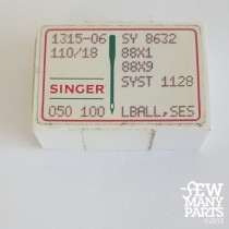 Singer 110/18 Light Ball Point Industrial Sewing Needle