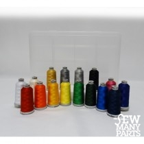 16 Spool Polyester Color Kit