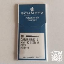 Chenille Schmetz Embroidery Needles 90/14