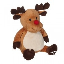 Randy Reindeer Embroiderable