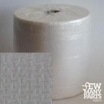 1.5 oz White Mesh Cutaway-20x100